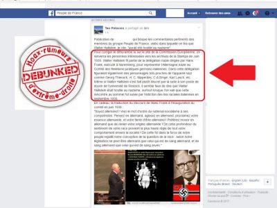 Hallstein: militant UPR(1)