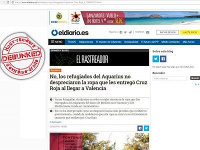 El Diarios explication vêtements Aquarius