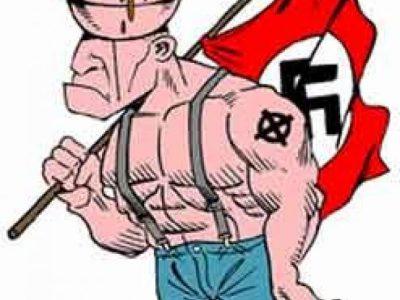Le fascisme, des Idées de merde