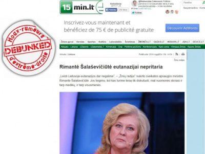 Lituanie euthanasie 15 mn