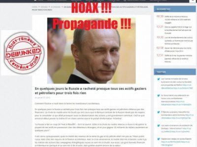 Novorossia actifs gaziers