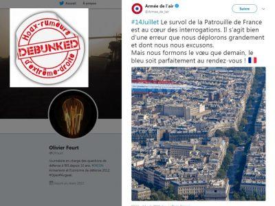 Communiqué patrouille France
