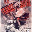 """""""La France juive"""" (affiche édition illustrée)"""