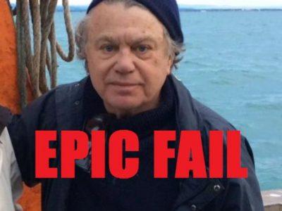 Gilbert EPIC FAIL