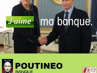 Poutinéo, j'aime ma banque (parodie)