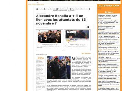 Benalla est un islamiste terroriste !!!