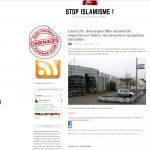 Faux viol Limay Stop Islamisme
