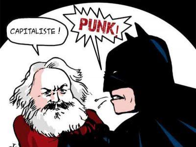 Marx et Batman