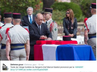 Militaire mort au Mali1