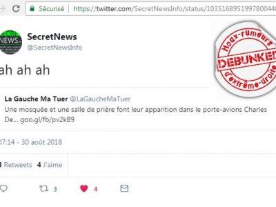 Twitter de Secret News
