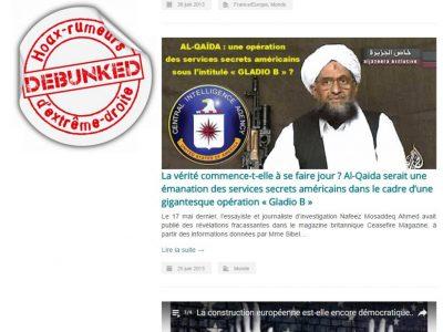 UPR: Al qaida USA complot