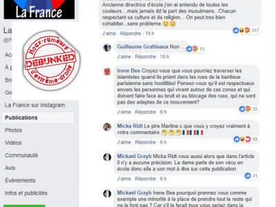 "Commentaires ""La France"""
