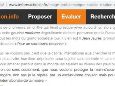 Jaurès inform'action