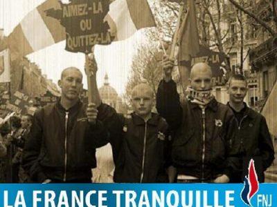 La France FN tranquille