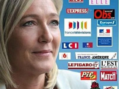Le Pen, candidate de l'establishment