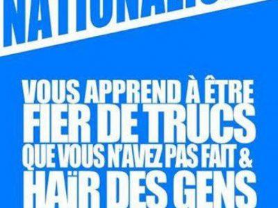 Le nationalisme FN