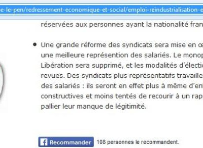 Musellement syndicats