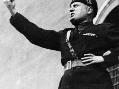 Mussolini aurait voté FN