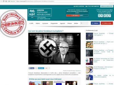 UPR vidéo Hallstein