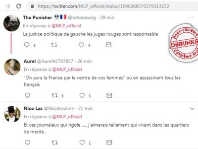 assassinat à Rodez: commentaires racistes