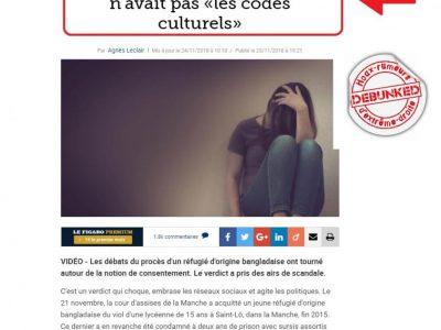 Viol dans la Manche-Le Figaro