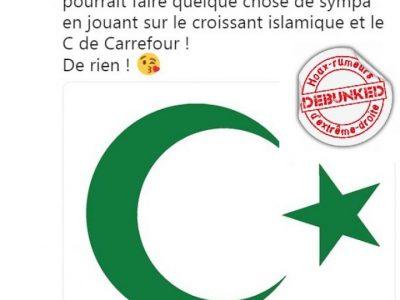 """""""carrefour arabe""""-Racisme au RN"""