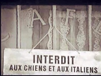 Racisme anti Italien