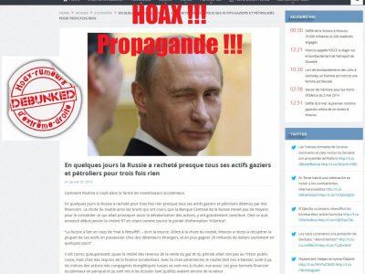 """Les manipulations de """"Novorossia"""""""