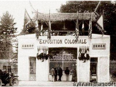 Inauguré le 8 juin 1907, l'exposition accueilli tout juste 1,8 millions de franciliens.