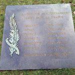 A la mémoire des Vietnamiens morts pour la France