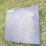 Stèle en souvenir des indochinois.