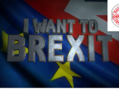"""I want to brexit."""