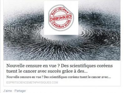 Aimants et cancer