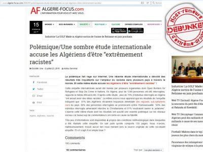 Algérie Focus