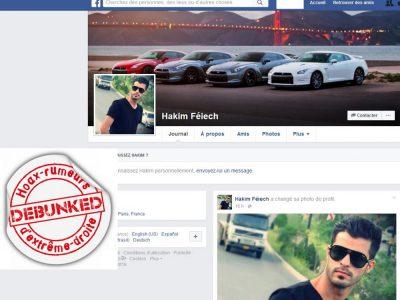 Le faux profil maghrébin antisémite1