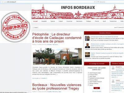 Infos Bordeaux
