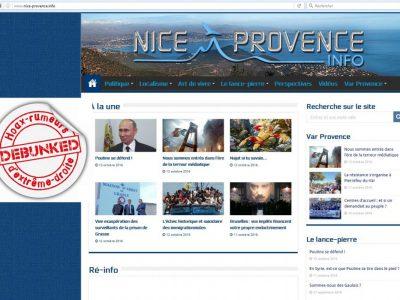 Nice Provence Info