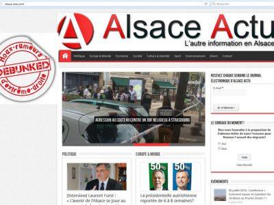 Alsace Actu